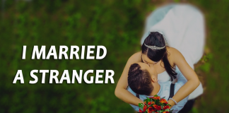 I married a stranger