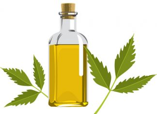 Neem oil to remove dandruff