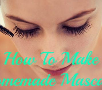 How To Make Mascara At Home