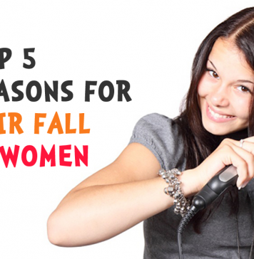 Hair Fall In Women