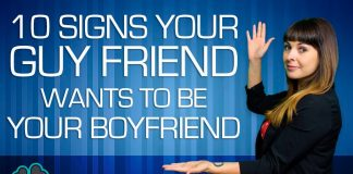 Signs Your Guy Friend Wants to Be Your Boyfriend