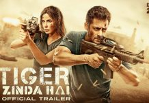 Tiger Zinda Hai - Official Trailer Out