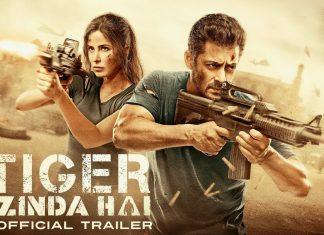 Tiger Zinda Hai - Official Trailer Out