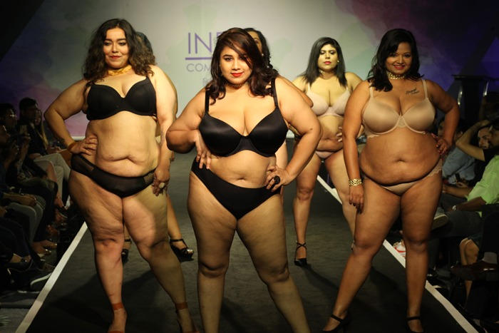 PARFAIT, debuts in India with a first of its kind Plus Size Fashion show